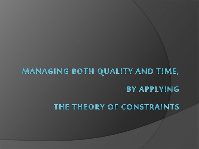 Introduction  To satisfy their customers and to be competitive, managers need to find cost- effective ways to continuousl...