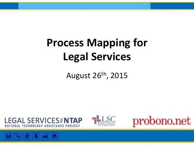process mapping for legal aid