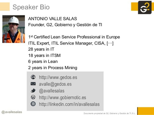 Process mining and lean Slide 2