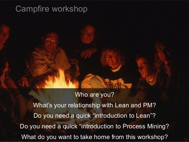 Process mining and lean Slide 3