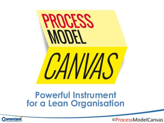 © Powerful Instrument for a Lean Organisation