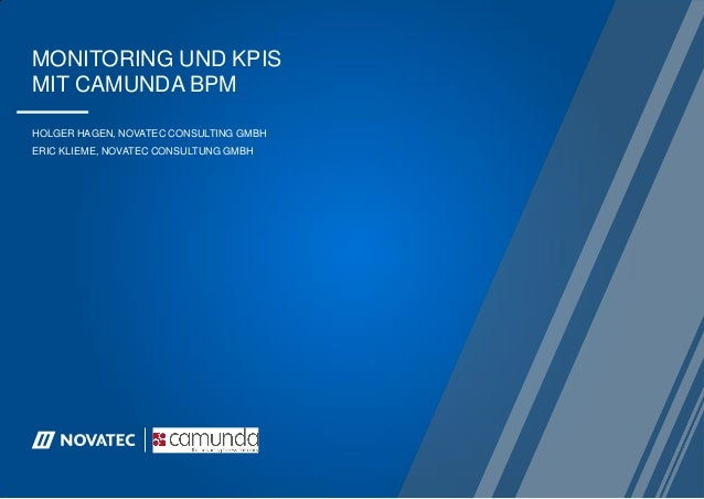 Process Monitoring mit Camunda