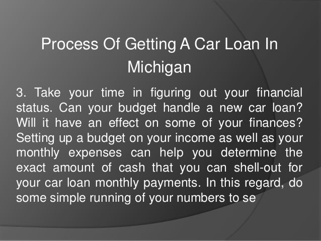 Getting Out Of A Car Loan Contract