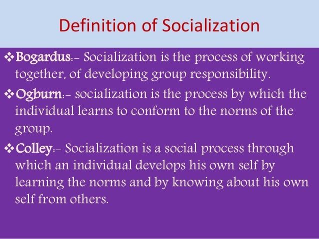 socialization process This 3-wave longitudinal study aimed to extend current understanding of the  predictors and outcomes of employee proactivity (involving information seeking,.