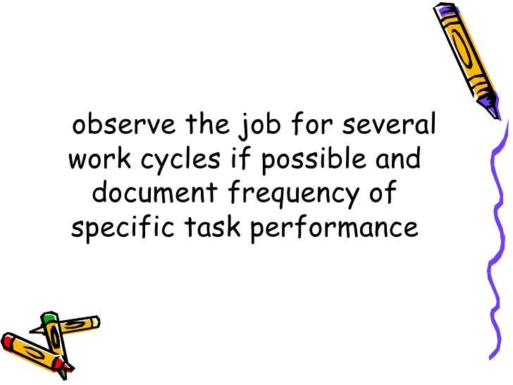 Process Of Work