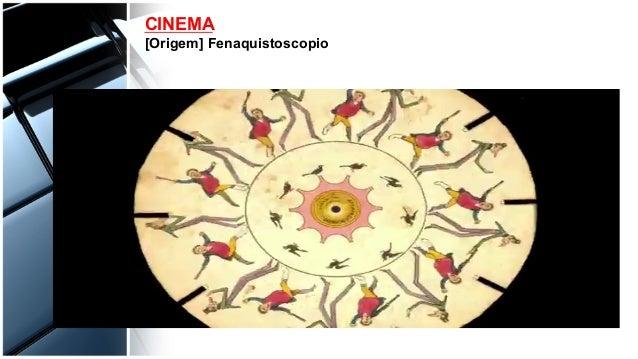 CINEMA [Origem] Fenaquistoscopio