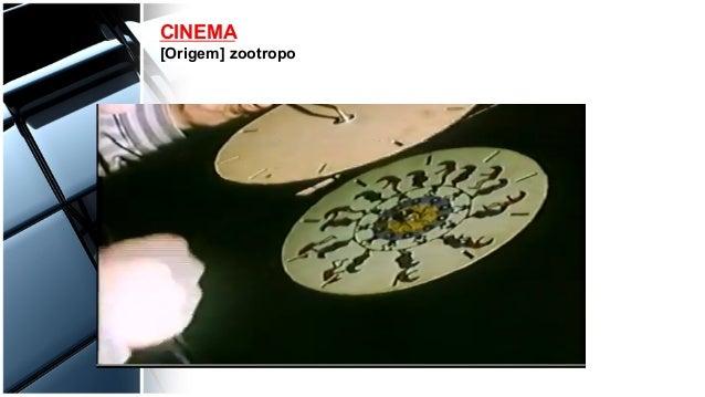 CINEMA [Origem] zootropo