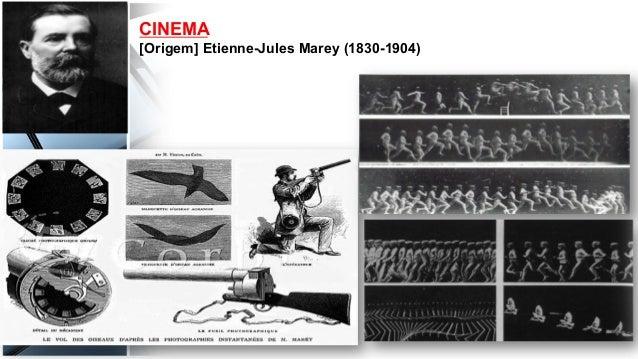 CINEMA [Origem] Etienne-Jules Marey (1830-1904)