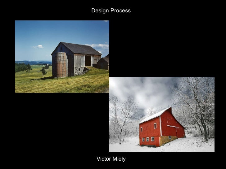 Design Process Victor Miely
