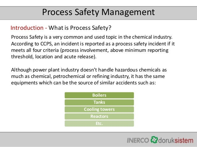 Safety in petrochemical industry ppt