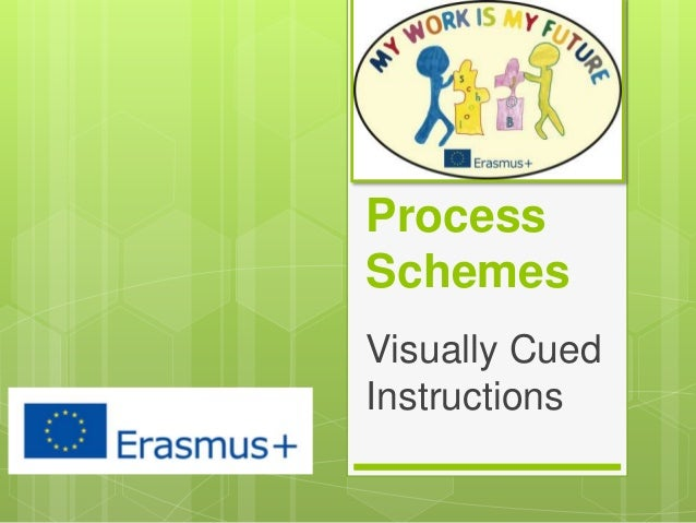 Process Schemes Visually Cued Instructions