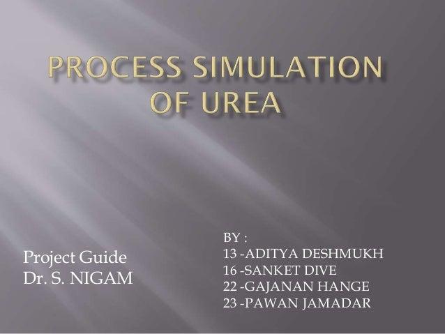 Project Guide Dr. S. NIGAM  BY : 13 -ADITYA DESHMUKH 16 -SANKET DIVE 22 -GAJANAN HANGE 23 -PAWAN JAMADAR
