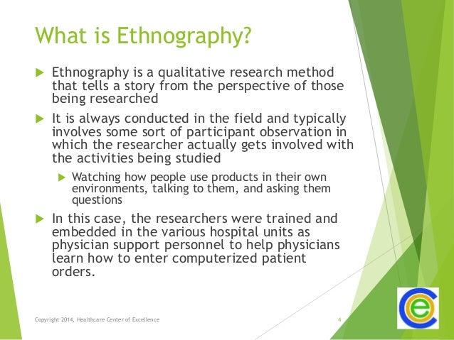 Ethnography - Wikipedia