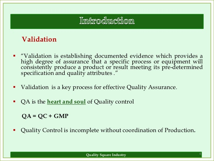 thesis process validation Process validation of tablets pdf process validation is a basic factor for drug product safety and quality process validation of tablets thesis.