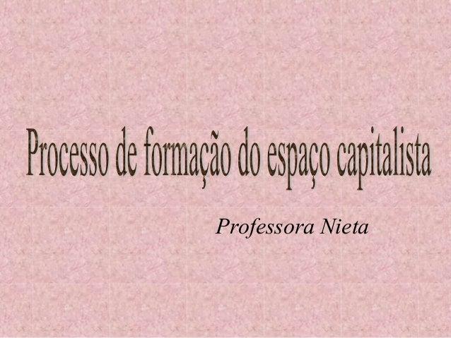 Professora Nieta