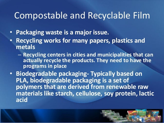production of biodegradable plastic from squash starch essay Biodegradable resins are capable of playing a key role on our path to sustainable plastic production while they will never completely eliminate the problem of plastic waste (since they are not suitable for all product applications), biodegradables can nevertheless be an important tactic in reducing pollution and waste in some instances.
