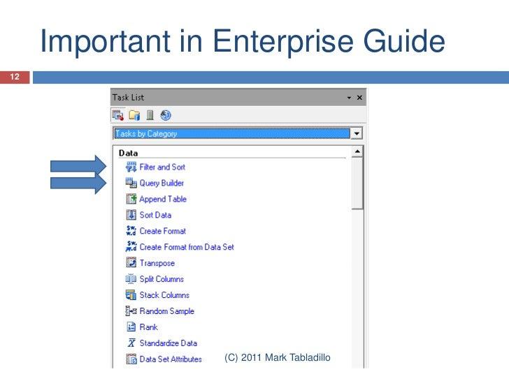 The Little Sas Book For Enterprise Guide 4.3