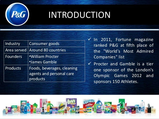 an overview of the procter and gamble company 3 year dividend growth rate: 275%: 5 year dividend growth rate: 423%: 4 year average payout: 8300%: 4 year average yield: 328.