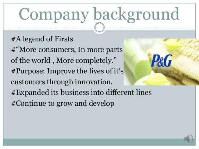 procter gamble selling through customer business development Procter & gamble, also known as p&g, is the biggest consumer goods company  in  procter & gamble's net sales worldwide from 2014 to 2017, by business.