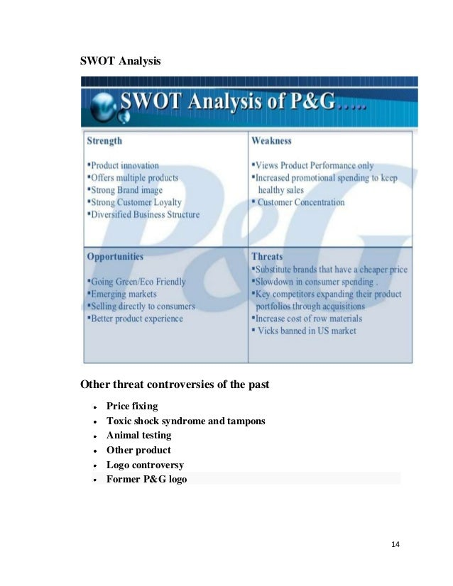swot analysis tide detergent Datamonitor page 7 the procter & gamble company swot analysis  tide (the leading laundry detergent brand in the us) and ariel (the leading laundry detergent.