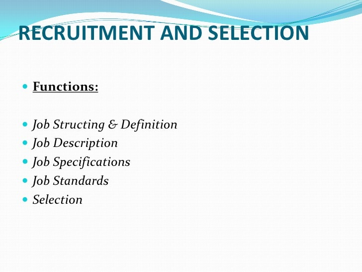 procter and gamble recruitment and selection process Visualizza il profilo di anna orsini su  executed in procter&gamble  award for the successful handling of the selection and organization of recruitment events.