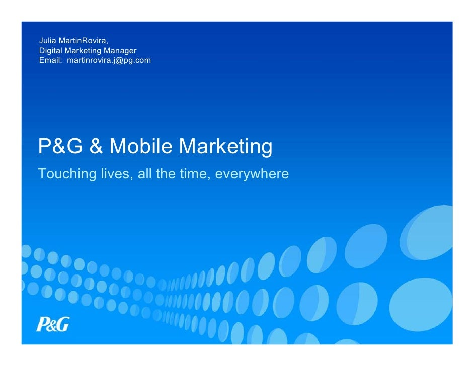 Ceo of procter and gamble email address book slots