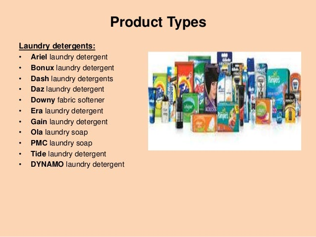 Gain laundry detergent marketing strategy