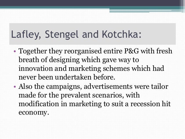 case analysis of procter and gamble Procter & gamble vs unilever – a case of corporate espionage.