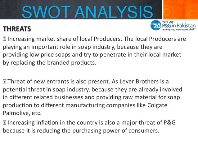 Safeguard soap swot anylisis