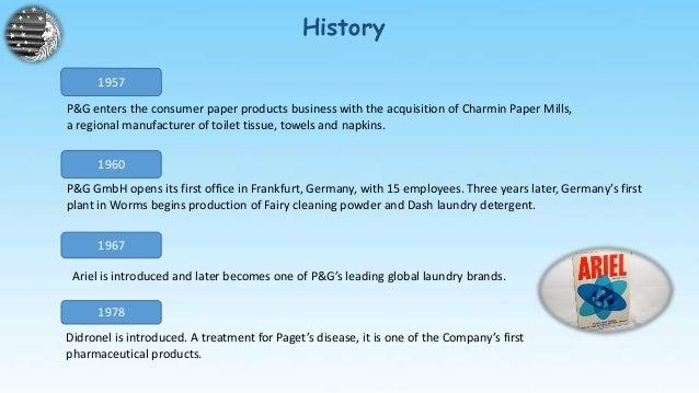 Procter & Gamble Paper