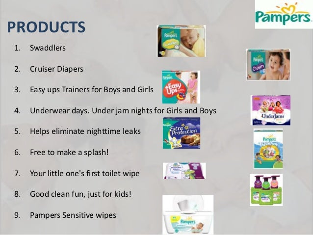 pampers segmentation How to use market segmentation to deliver highly targeted content  proctor and  gamble has a separate social presence for its pampers brand.