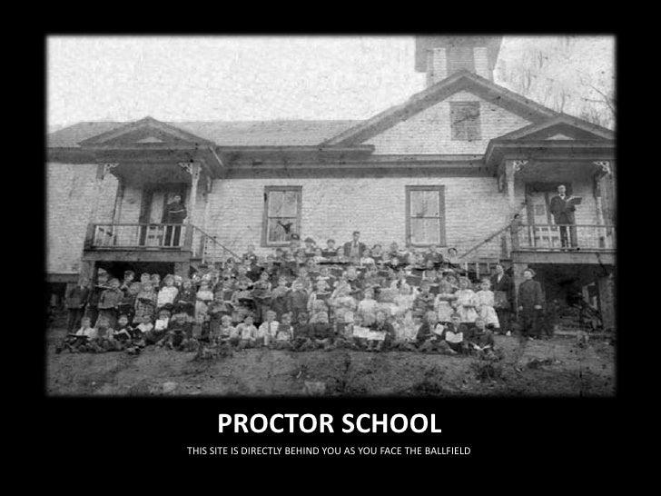 proctor nc