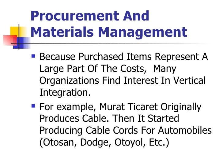 Operations Management Case Studies