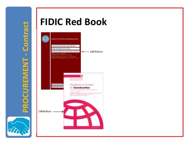 Fidic Red Book 1987