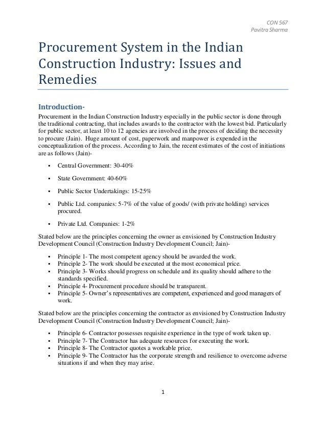 6 problems the construction industry should resolve