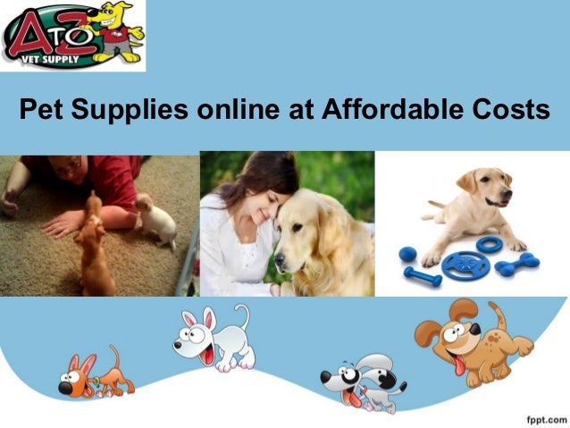 Pet Supplies online at Affordable Costs