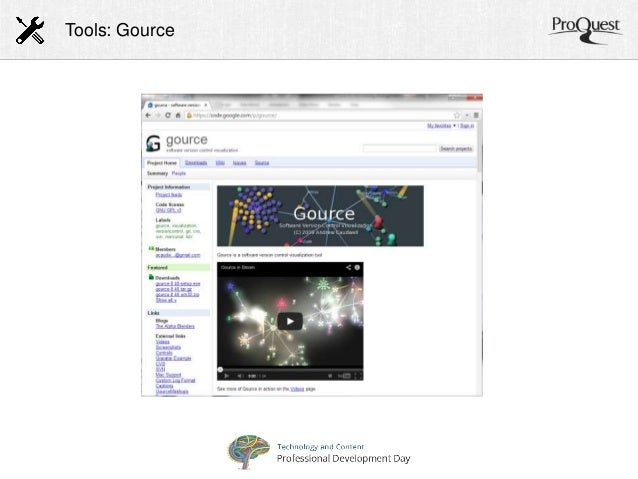 visualization of information  proquest