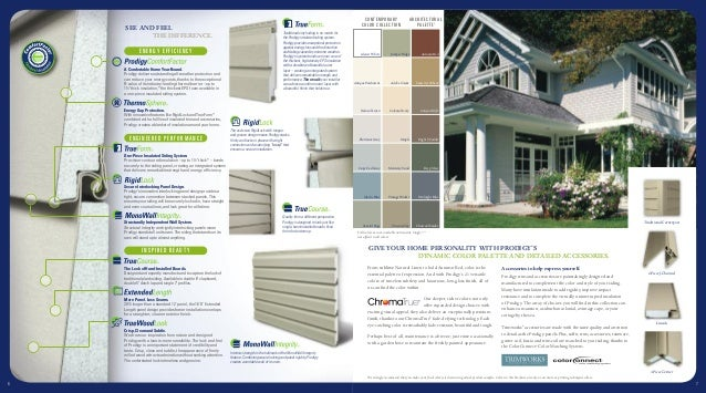 Alside Prodigy Consumer Brochure