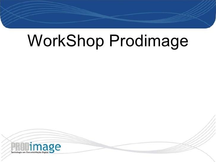 Prodimage Enterprise