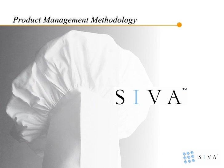 Product Management Methodology