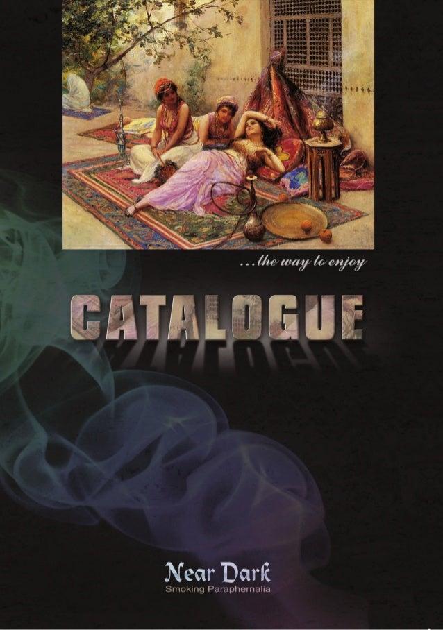 CATALOGO NEARDARK E BLACKLEAF - BONG - PIPE AD ACQUA - GRINDER - ACCESSORI >> By PuntoG