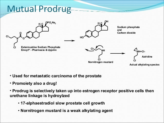 • Carboxylic acids and Alcohols: Most common type of prodrug               O                             O                ...