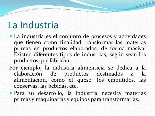 producci n artesanal e industrial