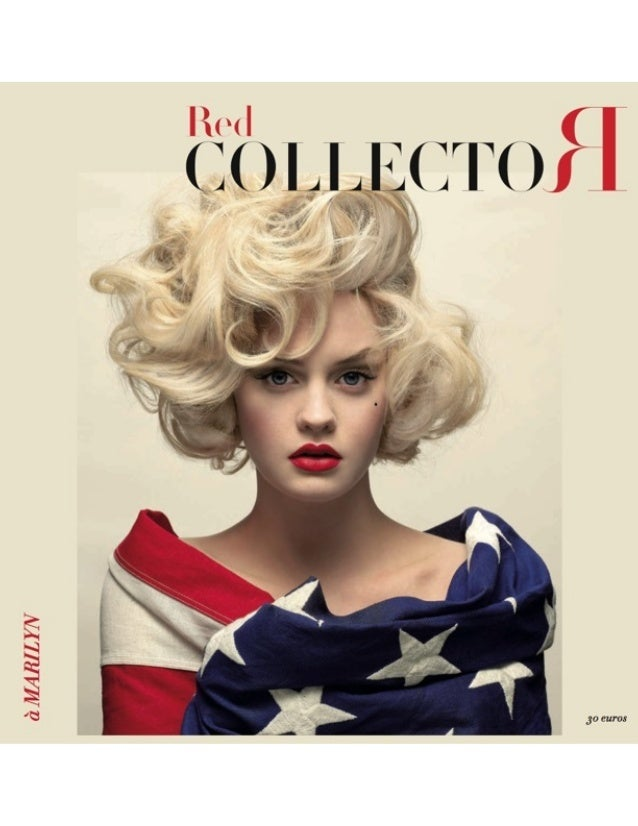 RED COLLECTOR magazine ultra luxe. Oracom / Jean-Louis Roux-Fouillet Slide 2