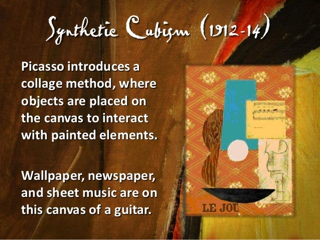 No Journals, No Signatures Cubism was a deep collaboration. Picasso suppressed his ego. 1. Picasso did not keep journals, ...