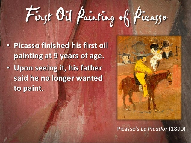 Huge Desire T Build a Personal Brand o • Pablo Picasso's birth name: Pablo Diego José Francisco de Paula Juan Nepomuceno M...