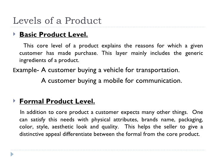product offering product definition kotler Any firm is known by the product it is offering  according to philip kotler the levels of product are five  previous post previous definition market.