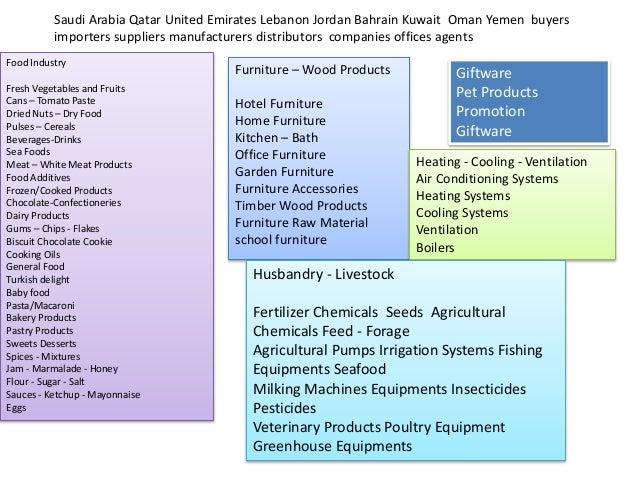 Salt Suppliers In Qatar