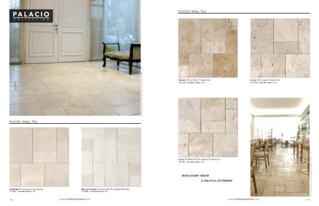 Marble Systems Product catalogue-2014