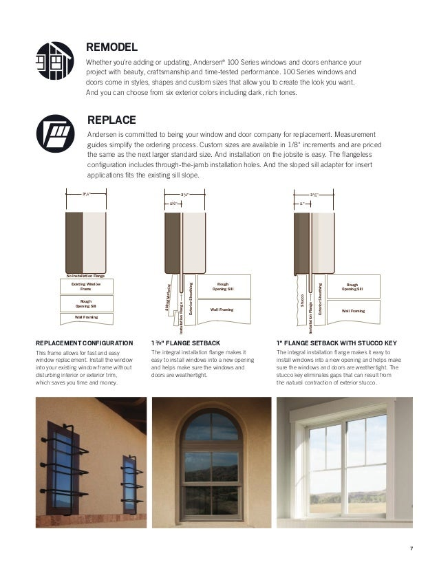 Andersen Product guide-100-series-window-door-9045491